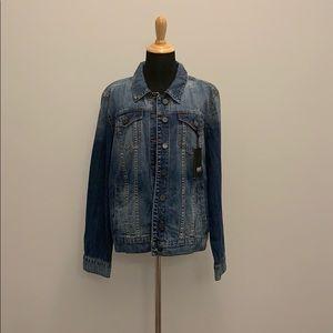Kut Dark Wash Jeans Jacket